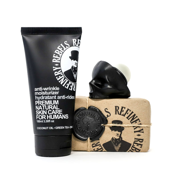 Golden Rebel Gift Set
