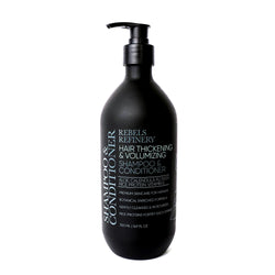 Hair Thickening & Volumizing Shampoo & Conditioner