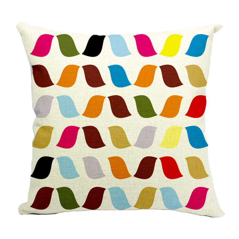 Kundali Cushion Cover