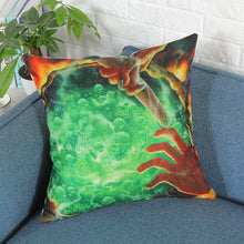 Load image into Gallery viewer, Halloween Print Cushion Cover