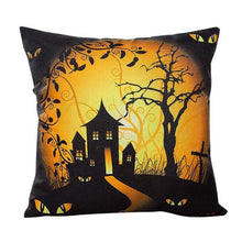 Load image into Gallery viewer, Halloween Owl Cushion Cover