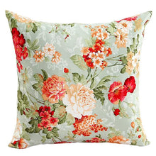 Load image into Gallery viewer, Beautiful Flowers Cushion Cover
