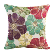 Load image into Gallery viewer, Classy Flowers Cushion Cover