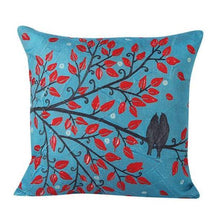 Load image into Gallery viewer, Birds Of Love Cushion Cover