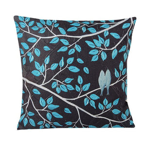 Birds Of Love Cushion Cover