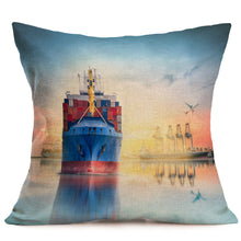 Load image into Gallery viewer, Foxy Cushion Cover