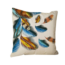 Load image into Gallery viewer, Feather Cushion Cover
