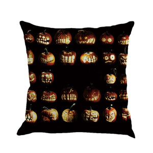 Happy Halloween Cushion Cover Home Decor