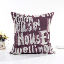 Load image into Gallery viewer, Home Life Cushion Cover