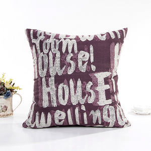 Home Life Cushion Cover