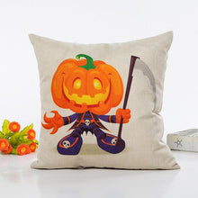 Load image into Gallery viewer, Halloween Cushion Cover