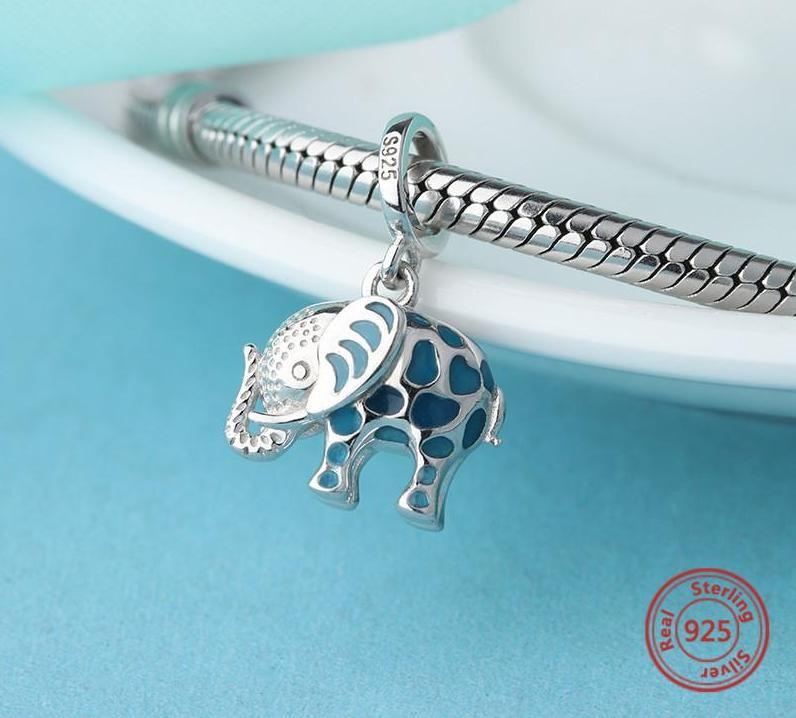 Charm Adorable Elephant