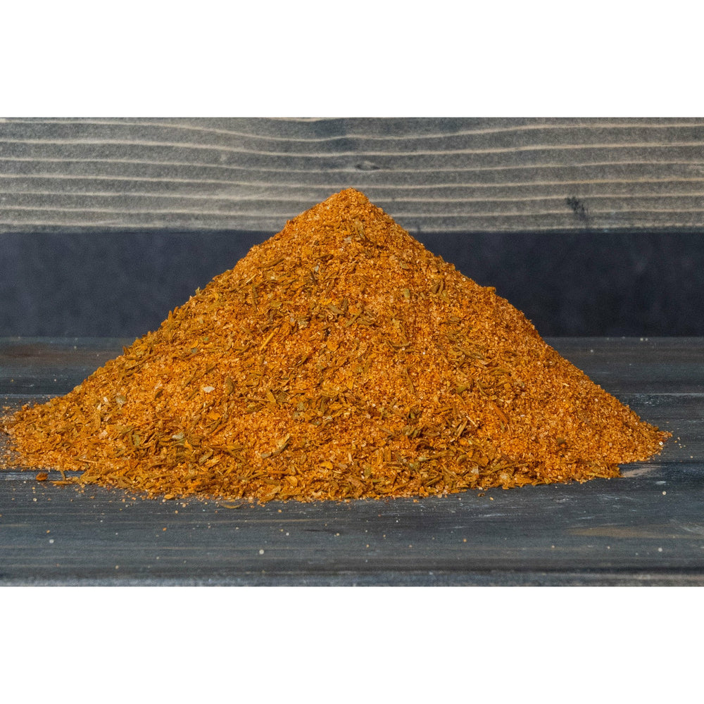 Rooster Untamed Rub by Wildlife Seasonings is a vigorous blend of herbs and spices. Poultry, wild bird, pork and vegetables will succumb delectably to Rooster Seasoning.