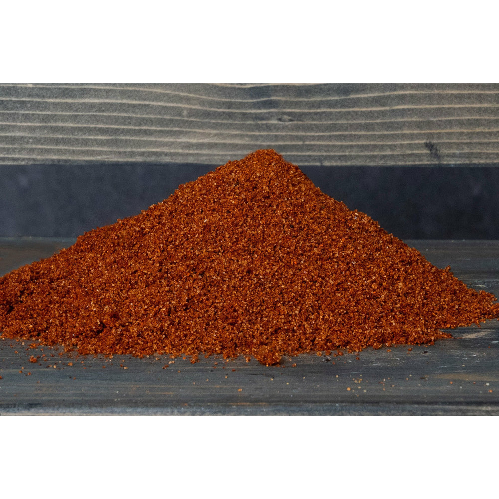 Wild Boar Rib Rub by Wildlife Seasonings. Liberally season and rub into cuts of boar and pork. Fantastic on ribs, beef or poultry!