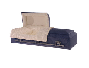 142PC Cloth Casket