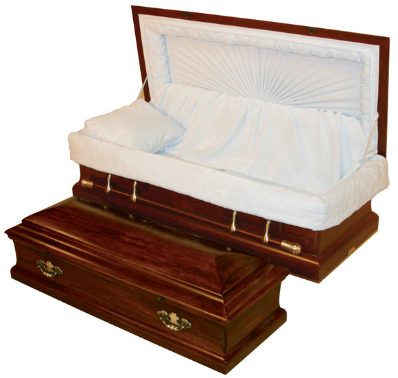 Poplar Child Casket