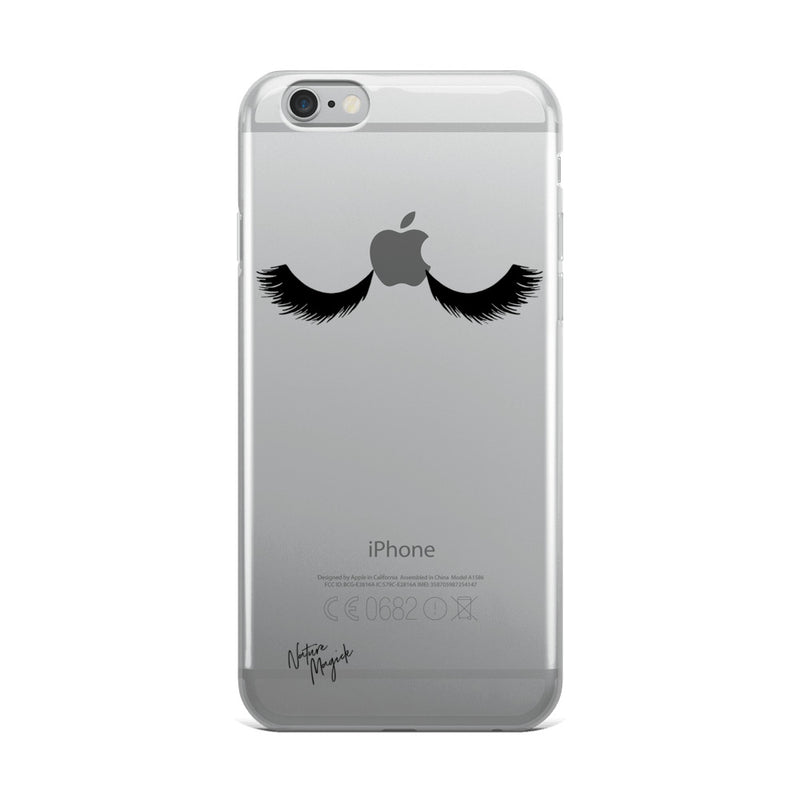 Clear Eyelash Phone Case for iPhone by Nature Magick