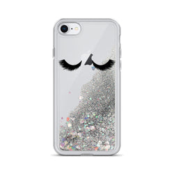 Eyelash Glitter Phone Case for iPhone by Nature Magick