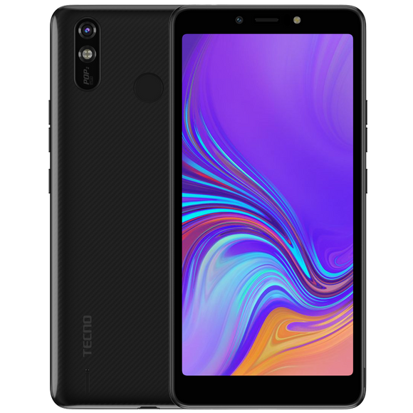 Tecno POP 2 Plus BA2 Dual SIM 16GB ROM 1GB RAM 5000mAh Battery