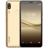 Tecno POP 3 (BB2) Dual SIM - 16GB HDD - 1GB RAM - Sandstone Black