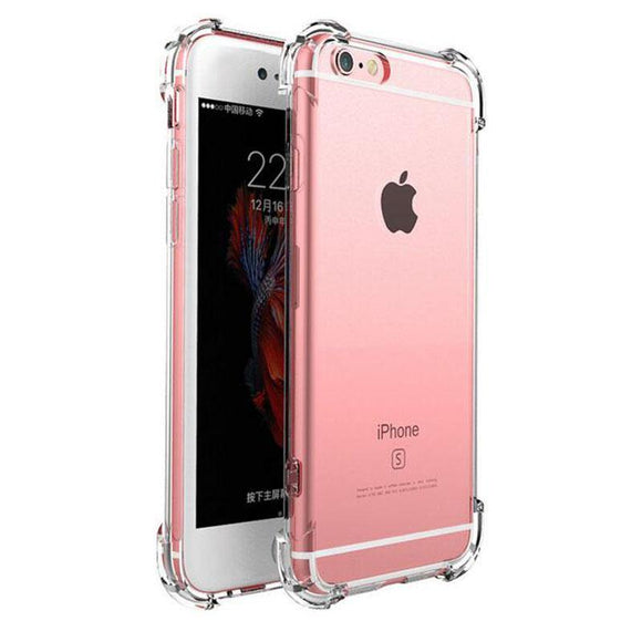 Transparent Cover Case for iPhone 6 / iPhone 6s