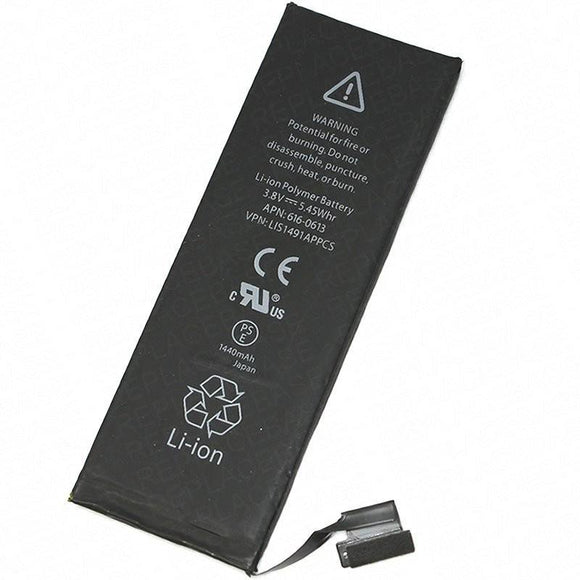 Apple iPhone 5s Replacement Battery - My Gadgets World