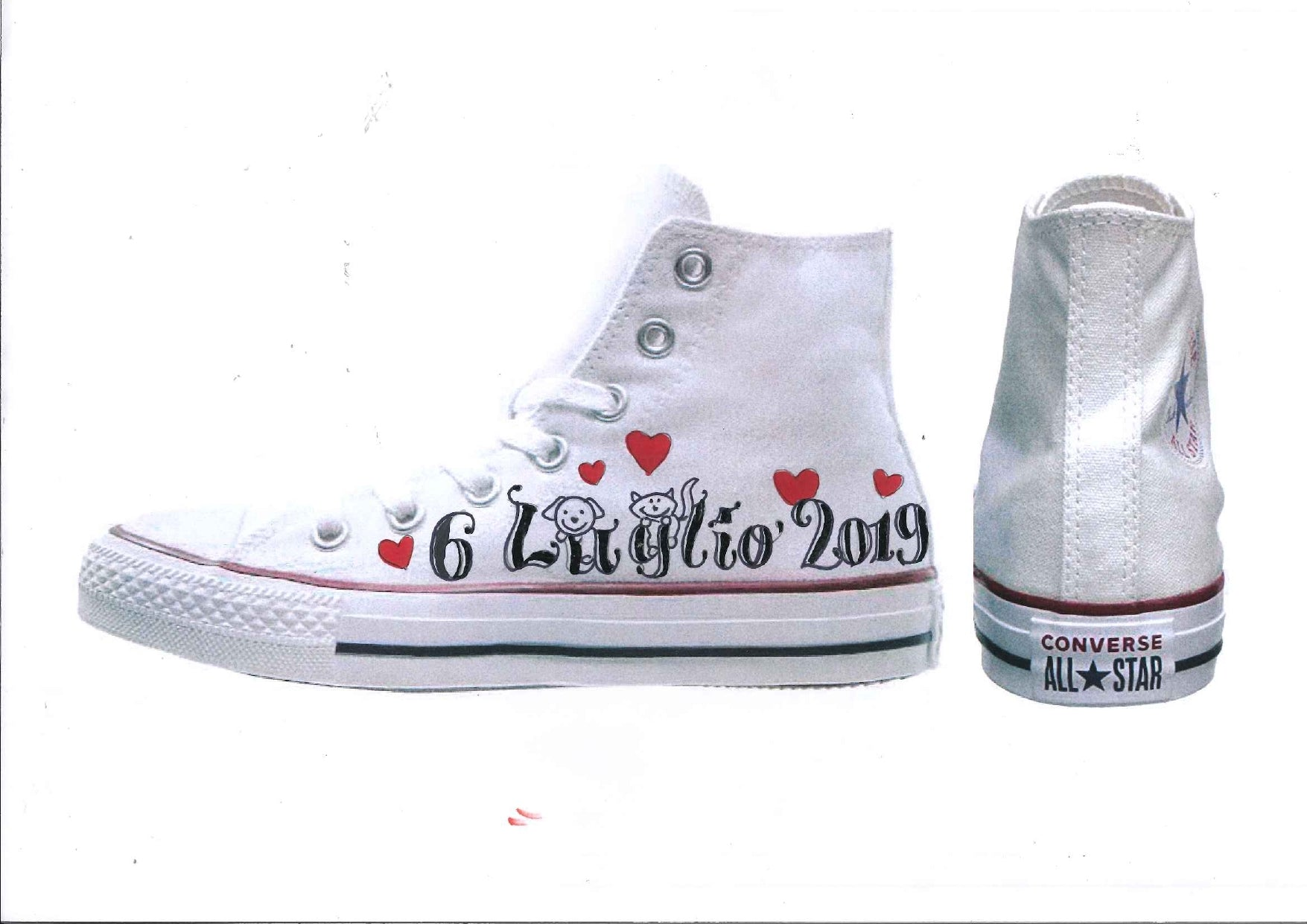 Custom-Sneakers\Wedding Gaia