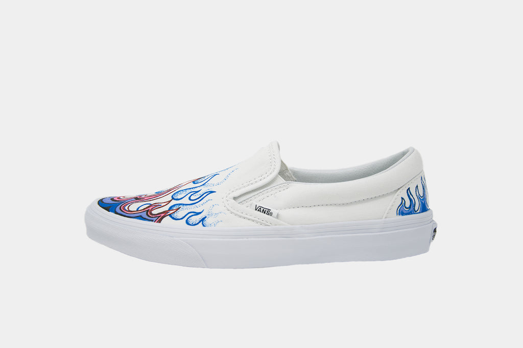 Vans/Slip-On/American Flames