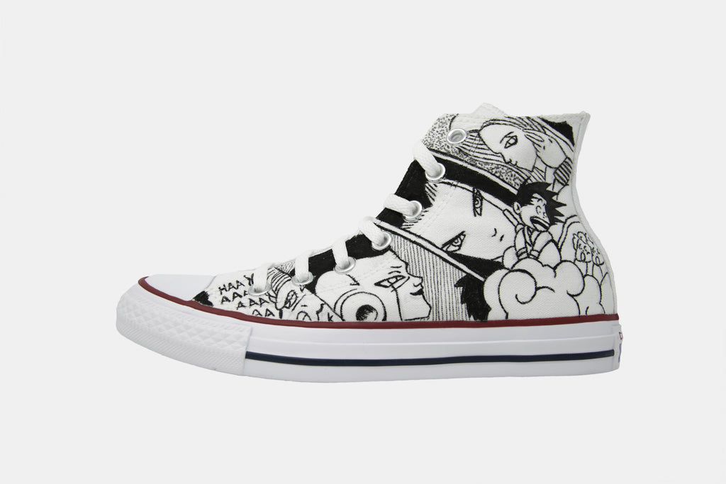 Converse/Chuck Taylor/Dragon Ball