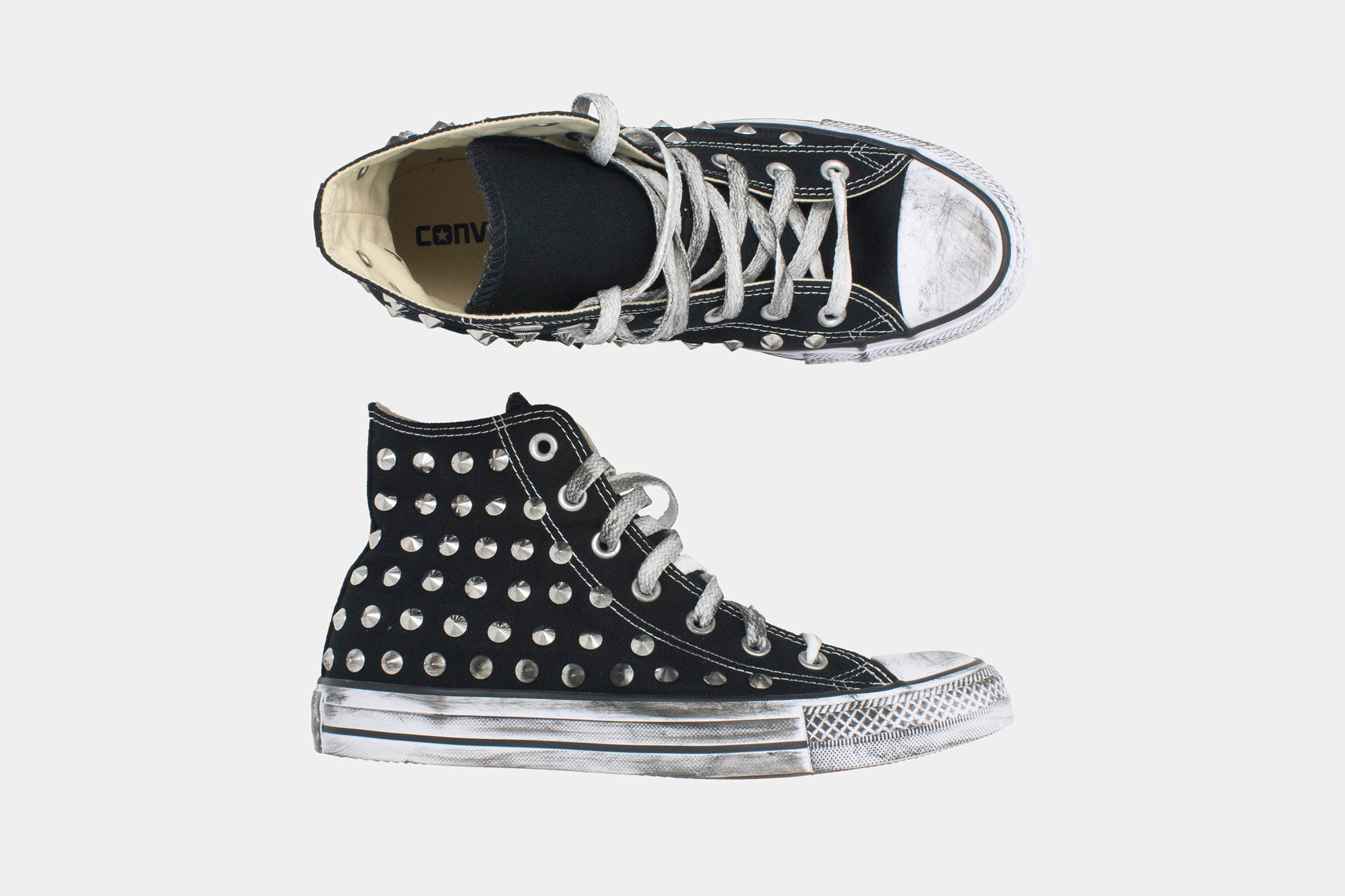 Converse/Chuck Taylor/Black Spike