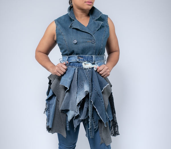 Denim Goddess (Medium)