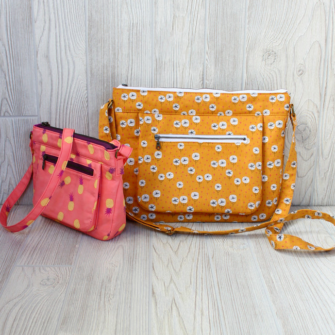 Central Perk Crossbody PDF Pattern
