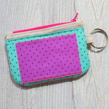 Load image into Gallery viewer, FREE Zip It Janice Zippered ID Case