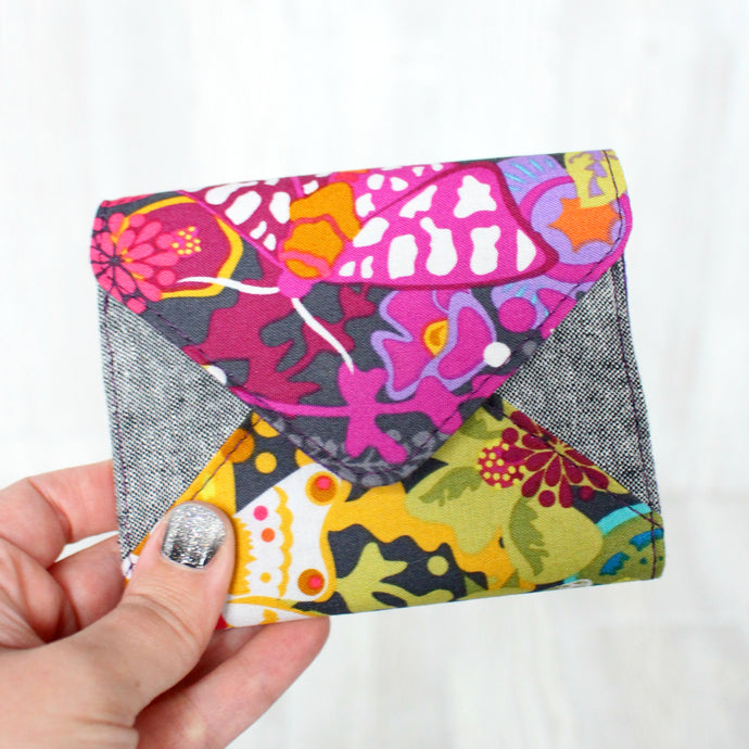 Front and Back Envelope Wallet