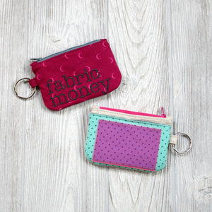 FREE Zip It Janice Zippered ID Case