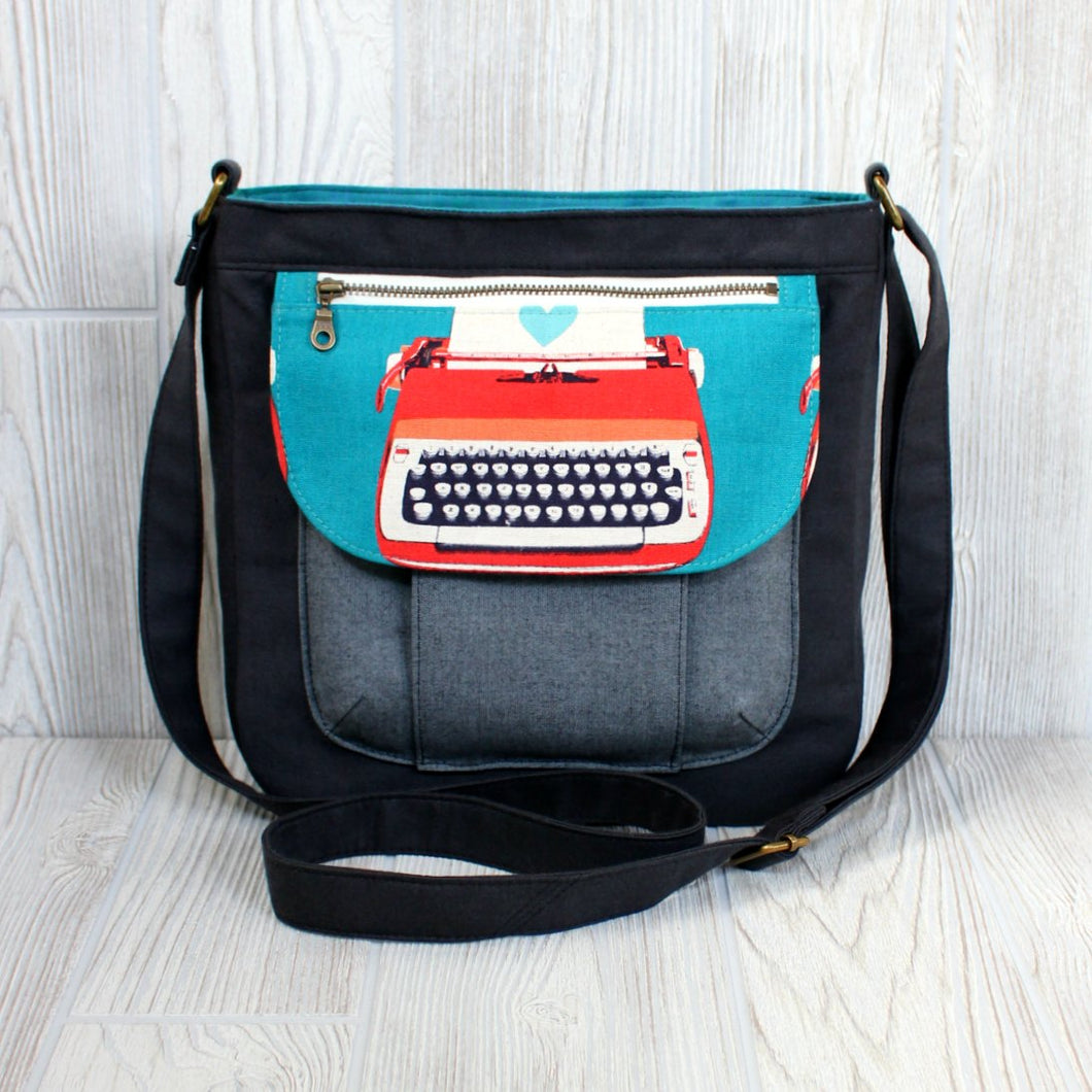 On a Break Crossbody PDF Pattern