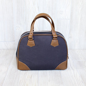 Version francaise How YOU Doin'? Bowler Handbag