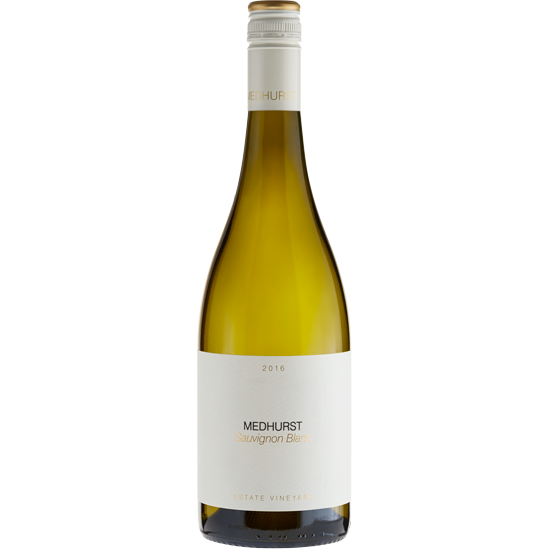 Medhurst Estate Vineyard Sauvignon Blanc 2018
