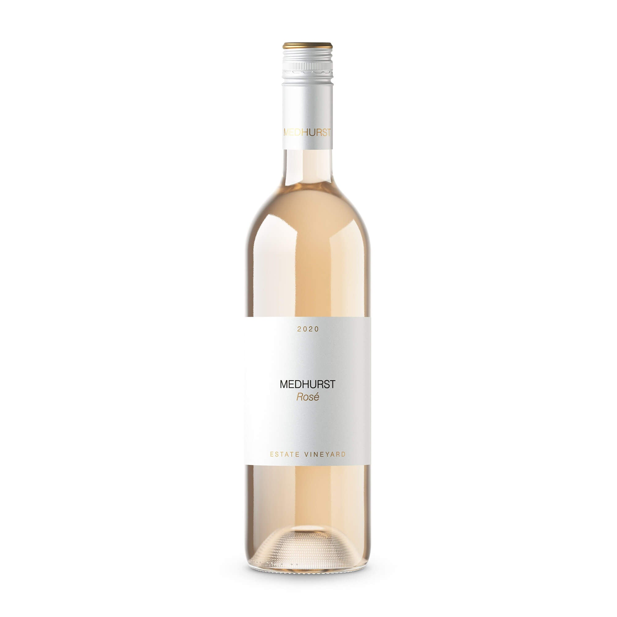 Medhurst Estate Vineyard Rose 2020