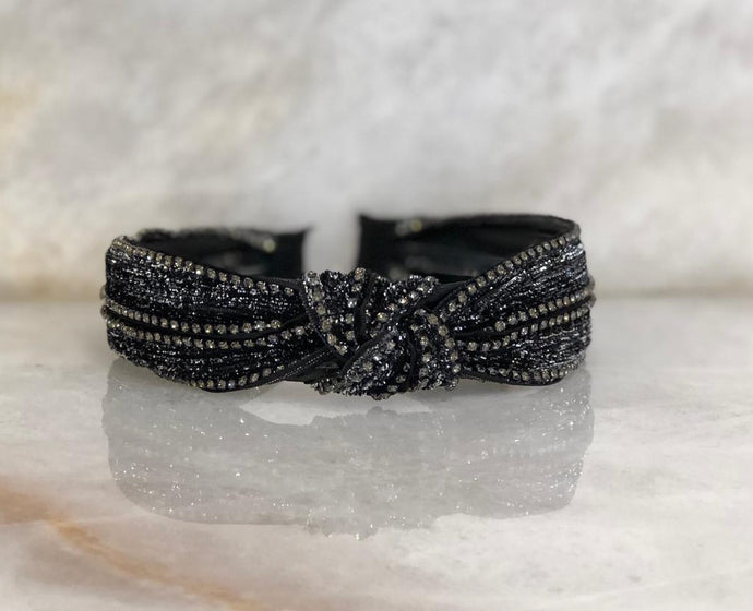 Textured Sparkle Headband