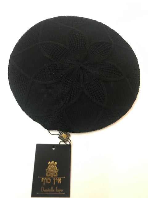 Daniella's favorite black summer beret!