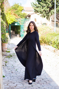 The Ultimate Black Maxi
