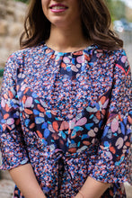 Load image into Gallery viewer, Petal Bell Sleeve Dress