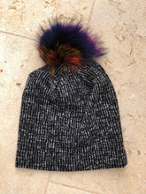 Load image into Gallery viewer, Fur Lined Beanie