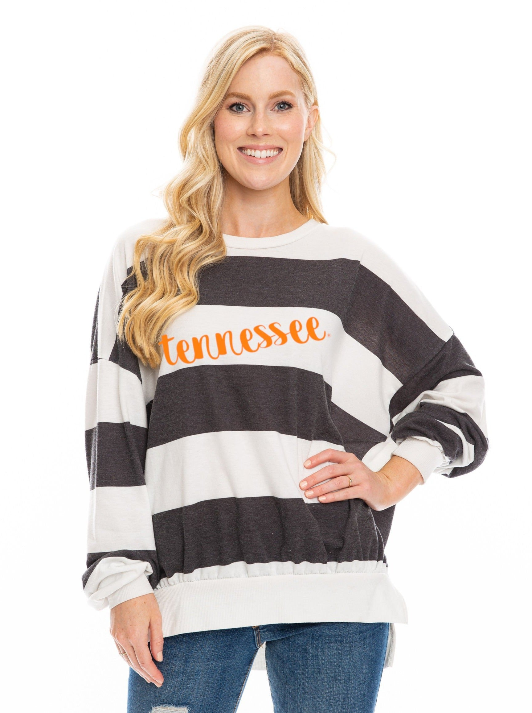 The Tennessee Oversized Long Sleeve
