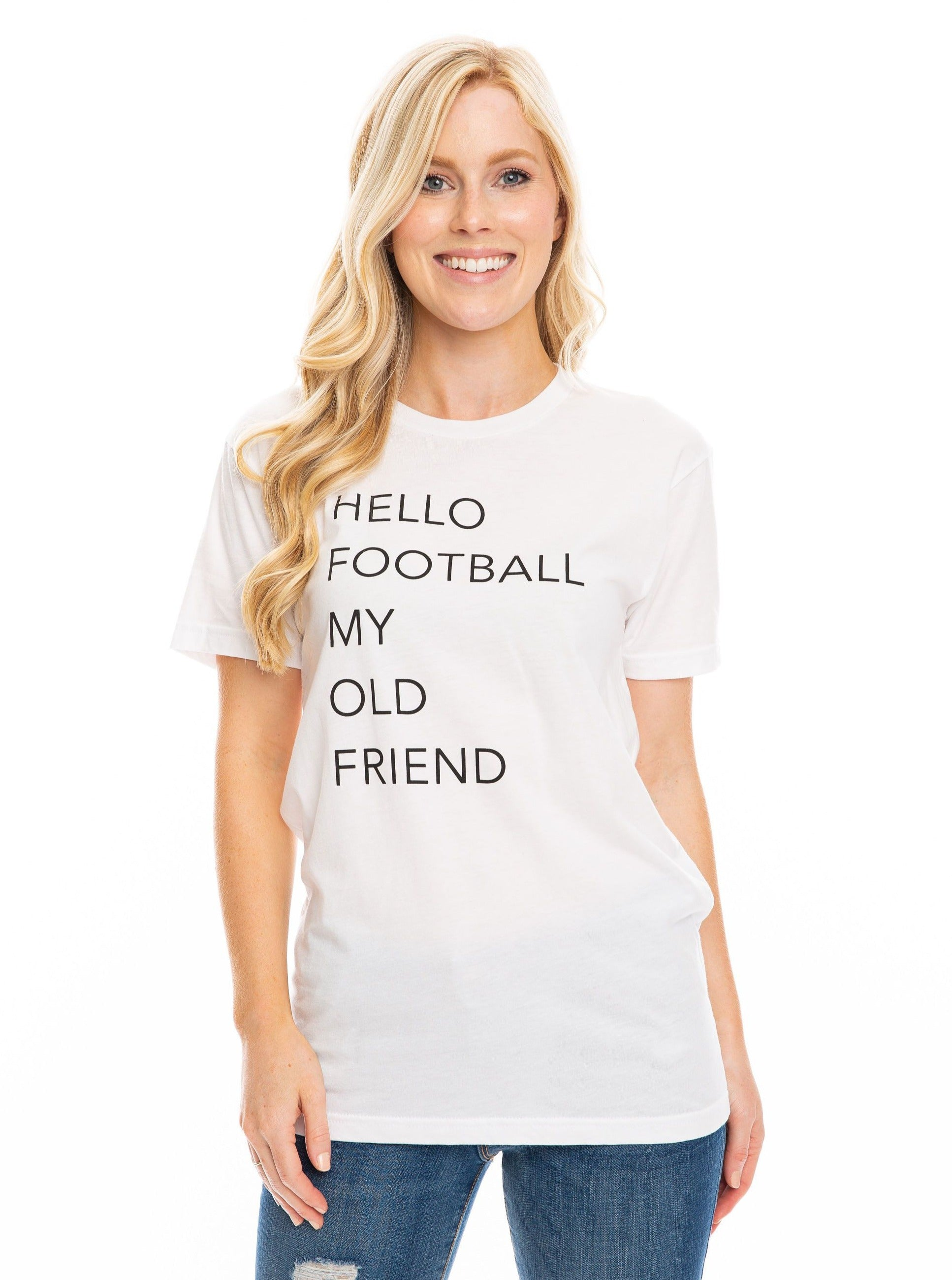 The Hello Football Tee