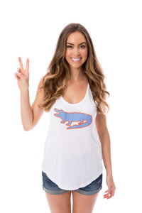 Deal of the Week - Gator Applique | Tank