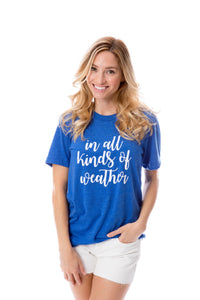 All Kind of Weather | Crew Tee