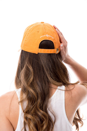 Hound | 18 Hat | Orange
