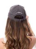 Bulldog Hat | Charcoal